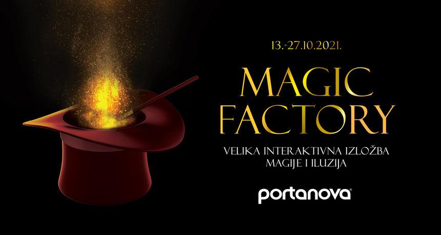 Velika interaktivna izložba magije i iluzija stigla je u Portanovu