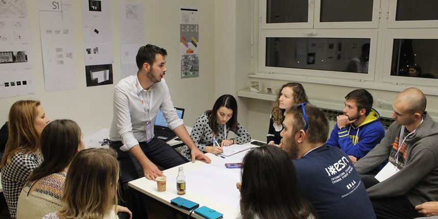 ERASMUS Student Filip Cirkvenčić proputovao 16 država