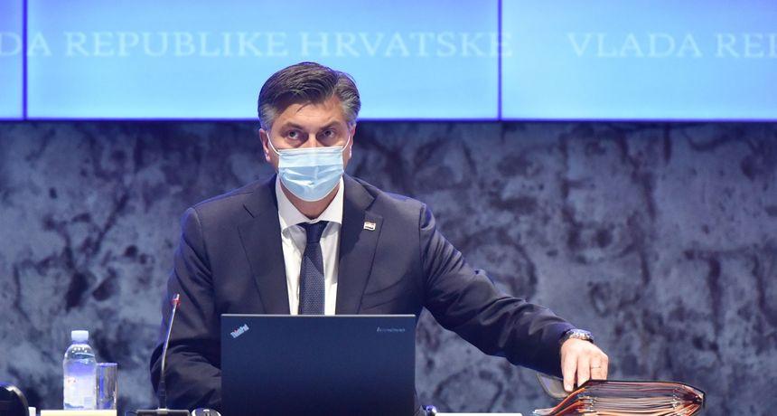 Plenković: Očekujem izvješće od svih nadležnih službi što se zaista događa