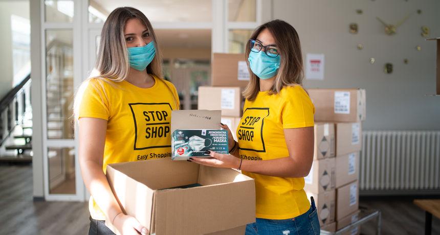 Retail park STOP SHOP pomaže lokalnoj zajednici tijekom pandemije koronavirusa