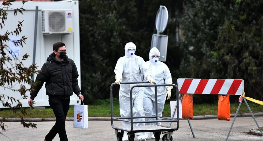 Buknula zaraza na sjeveru! U bolnici najteža situacija od početka pandemije: 'Zabrinjavajuće je da su osobe sve mlađe...'
