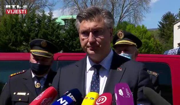 Premijer Plenković o novim dozama cjepiva: Ovaj vikend svjedočimo prekretnici  (thumbnail)