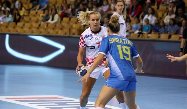 Hrvatska - Ukrajina