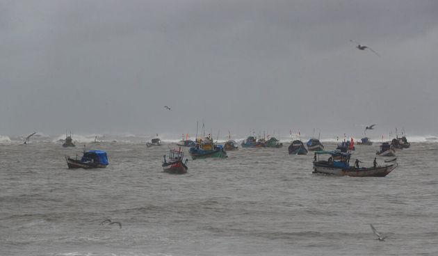 Indija ciklon
