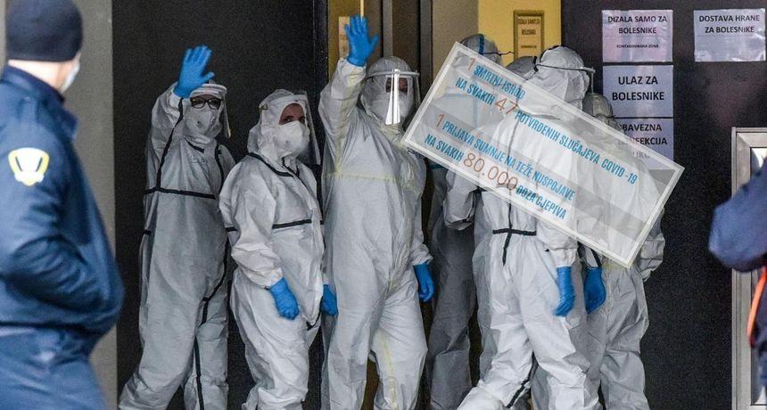 Objavljene trenutno dvije najvažnije brojke koje morate znati o pandemiji koronavirusa u Hrvatskoj!