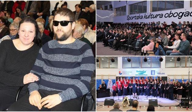 Božić za Marka - humanitarni koncert u Draškovcu nikog nije ostavio ravnodušnim
