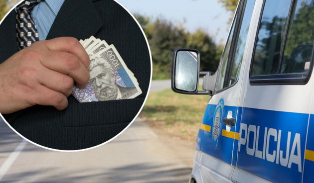 prijevara novac policija