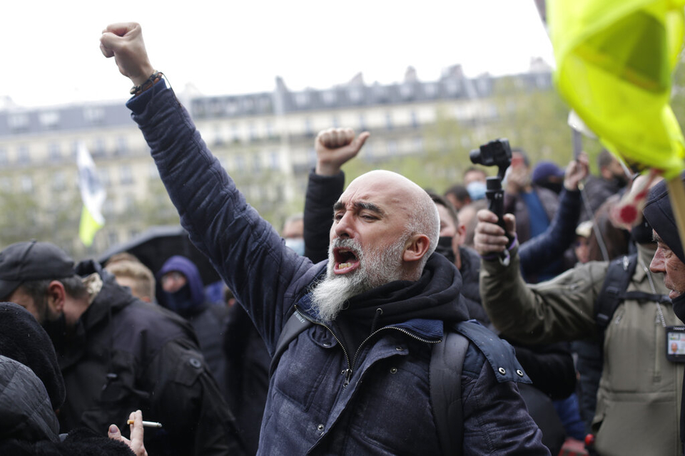 Francuska prosvjedi