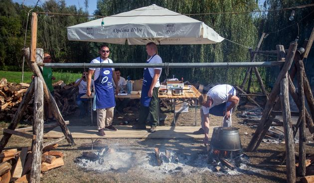 22. Ribarski dani u Kopačevu