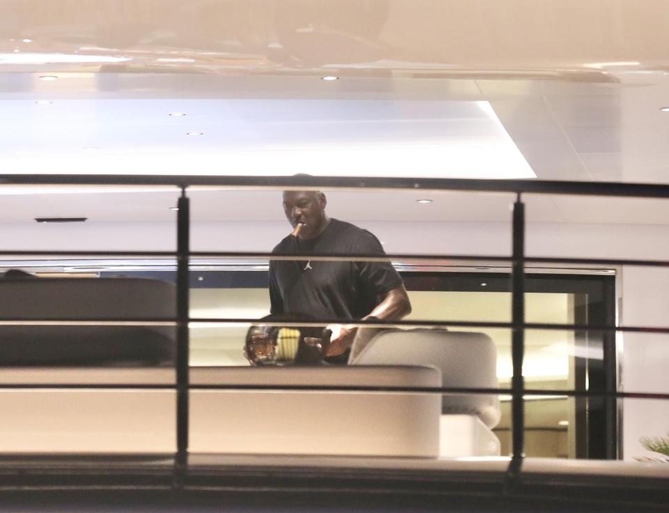 Michael Jordan u Splitu