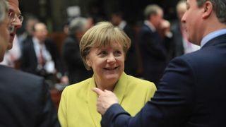 Angela Merkel. Photo: Tomislav Krasnec/PIXSELL
