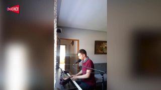 GLASNO! Petar Babić - Pismo moja (Oliver cover) (thumbnail)