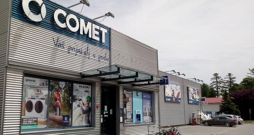 COMET Prodajni centar Ludbreg traži voditelja centra i prodavača