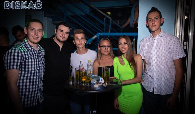 VODKA-MIX BALKAN PARTY