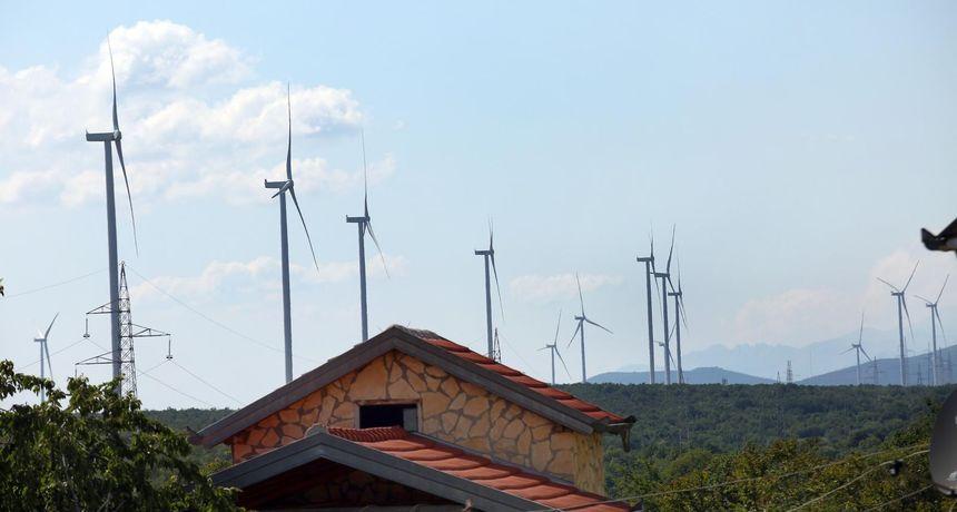 Oglasio se investitor u vjetroelektrane: 'Upozoravali smo na nezakonitosti Hrvatskih šuma'