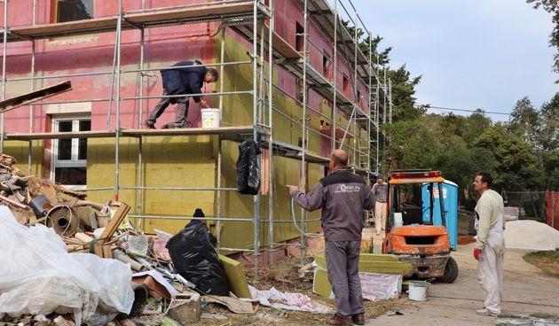Započela energetska obnova Psihijatrijske bolnice Ugljan