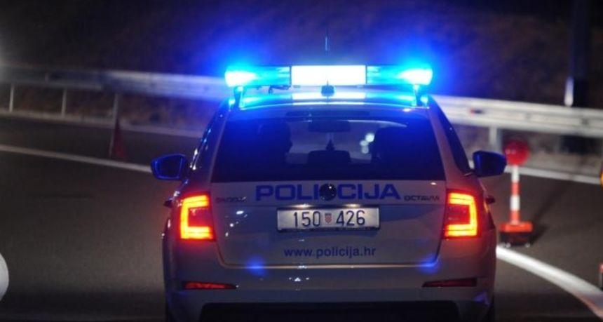 DIVLJI ZAPAD U MEĐIMURJU Pijani pucali iz BMW-a, ganjale ih sve policijske ophodnje