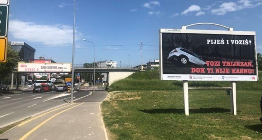 Mladost dobila novu djelatnost: Grad joj ustupio poslove reklamiranja i oglašavanja na javnim površinama i gradskim zemljištima