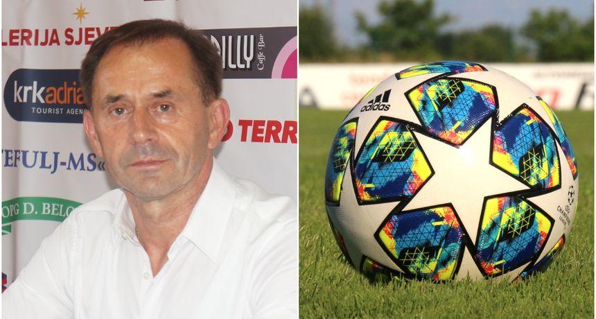 Mato Kljajić nogomet