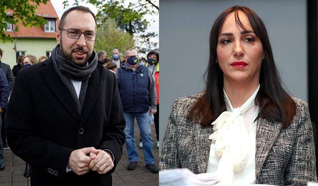 Tomislav Tomašević, Ana Stojić Deban