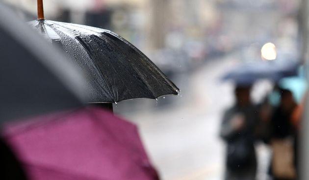 prognoza, kiša