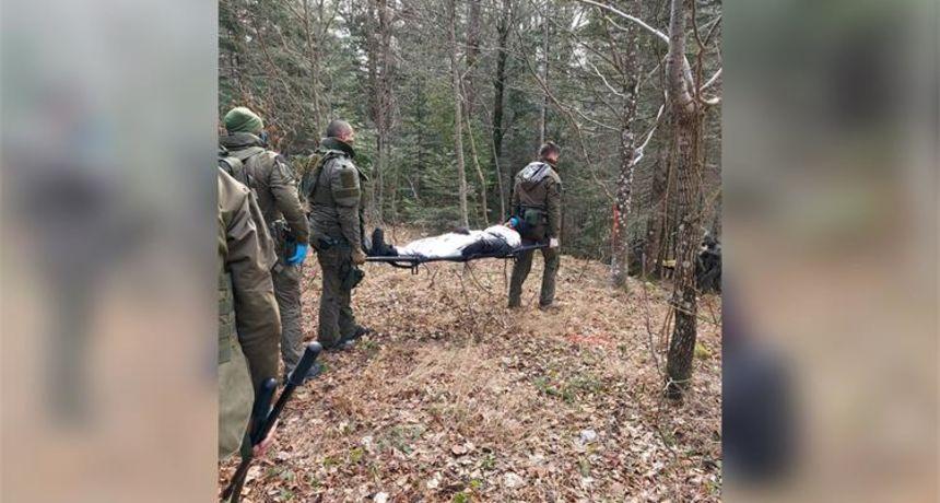 FOTO, VIDEO Pripadnici ATJ Lučko spasili deset ilegalnih migranata iz minskog polja kod Saborskog - četvorica bila ranjena, jedan u životnoj opasnosti