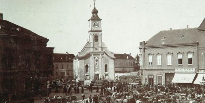 Župna crkva Sv. Petra i Pavla - osječka konkatedrala