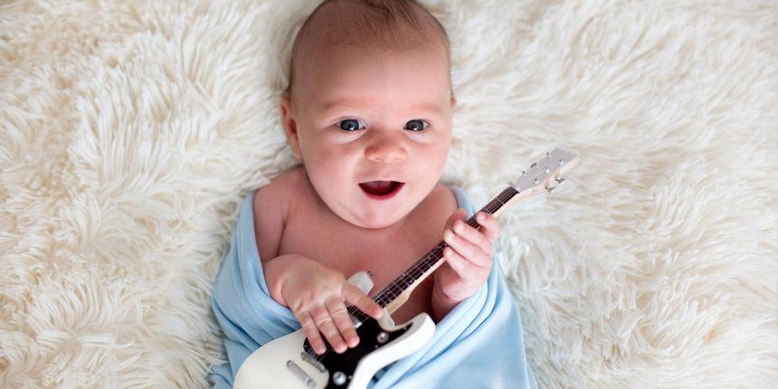 Bebe stječu osjećaj za ritam kroz uspavanke koje im pjevate