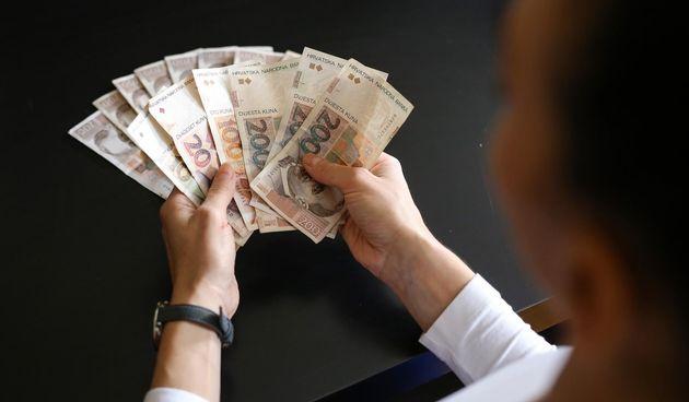 novac, kune