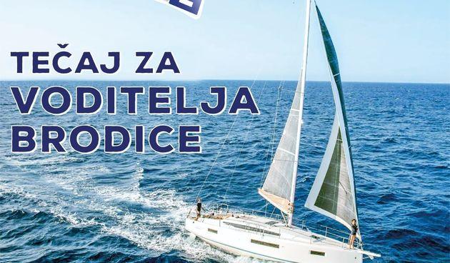 Kreće novi tečaj za voditelja brodice! Prijavite se u Autoškolu Korzo i steknite trajnu dozvolu za upravljanje brodicom do 12 metara