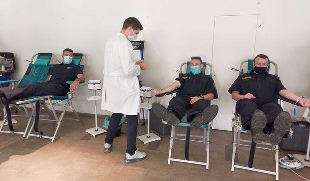 Akcija dobrovoljnog darivanja krvi – Dugorešani prikupili 83 doze dragocjene tekućine