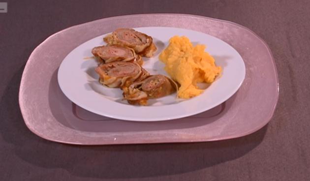 Recept za 5: Rolano glavno jelo