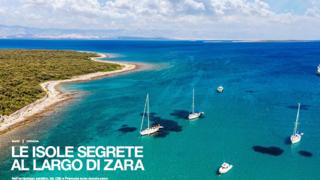 Bell'Europa piše o ljepotama otoka u zadarskom arhipelagu