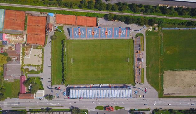 NK Varaždin otvoreno pismo, stanje, stadion