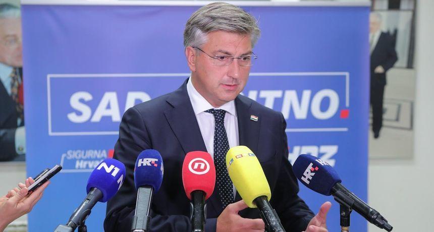 Plenković nakon presude HDZ-u u slučaju 'Fimi media': 'Aktualno vodstvo nema veze s tim'