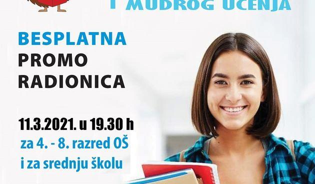 Tehnike učinkovitog učenja u Karlovcu - u tijeku prijave za radionice...
