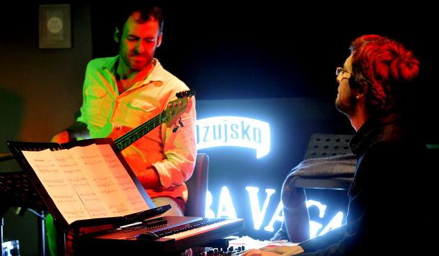Jazz koncert Branimir Gazdik Quarteta u Staroj vagi