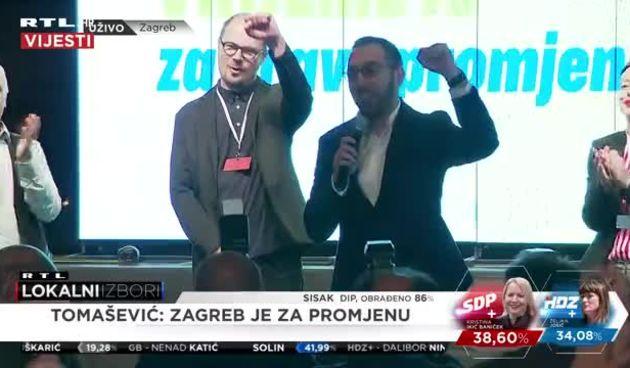 Tomislav Tomašević: 'Zagreb je spreman za promjenu!' (thumbnail)