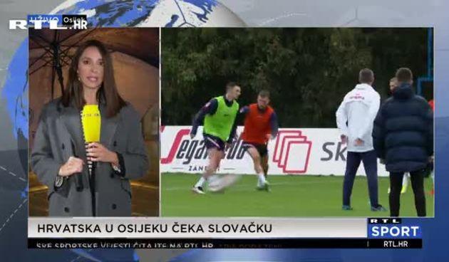 Dalić pozvao Sučića umjesto kartoniranog Kovačića, trening preskočili prvotimci s Cipra (thumbnail)