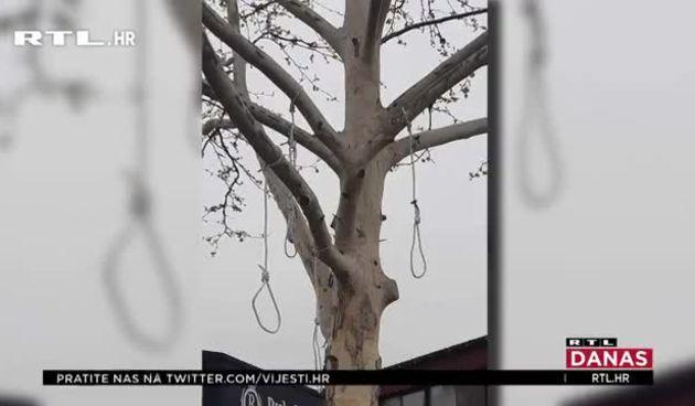 Rubelj je 'drvom za vješanje' uzburkao duhove u Dubravi, a za RTL kaže: 'Znam tko me je prijavio...' (thumbnail)