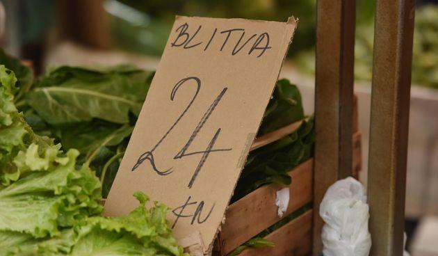 povrće, cijene
