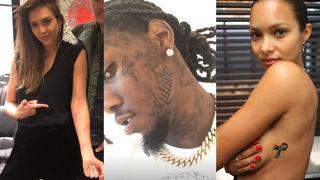 Slavni i njihove tetovaže