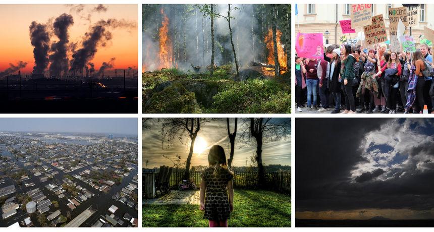 Počelo je ključno desetljeće za opstanak: 'Klimatska kriza je 'zadnja rupa na svirali' ovoj Vladi'