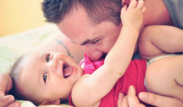 Tata i kćer