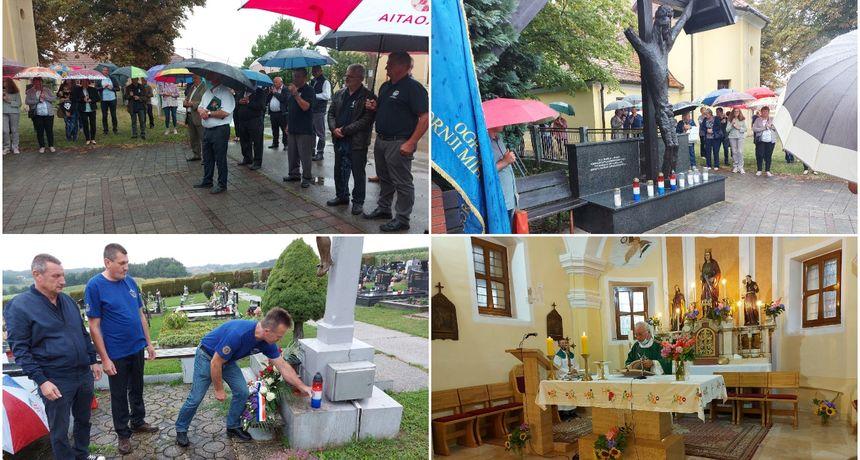 FOTO Misa za Domovinu i hrvatske branitelje u Gornjem Mihaljevcu