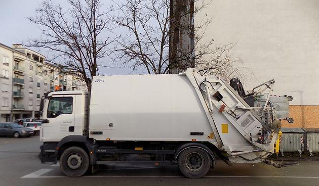 Zbog praznika u srijedu, odvoz komunalnog otpada se pomiče za dan kasnije - ne rade ni reciklažna dvorišta