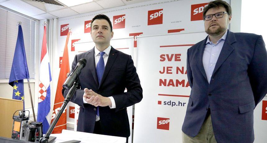 Drastičan korak! Predsjedništvo SDP-a želi raspustiti članstvo u Zagrebu: Konačan obračun Grbina s 'bernardićevcima'?