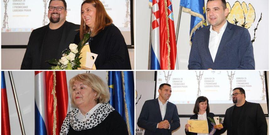 DIGNITAS Po prvi put dodijeljene nagrade za edukatore o ljudskim pravima
