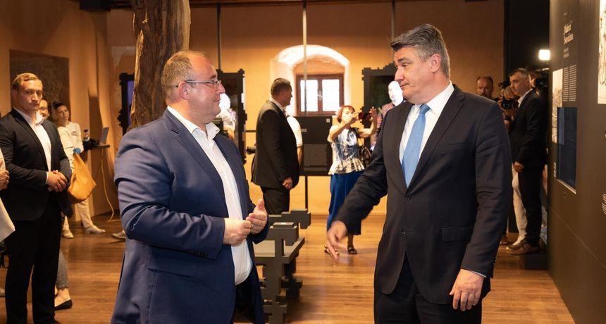 Milanović pozvao Austrijance u Hrvatsku: 'Naša obala je sigurna da sigurnija ne može biti'