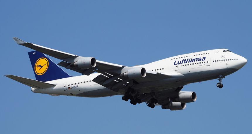 Lufthansa do kraja srpnja sa sedam tjednih letova prema Zadru